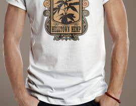 #39 para Logo t-shirt design vector image de michaelcarris