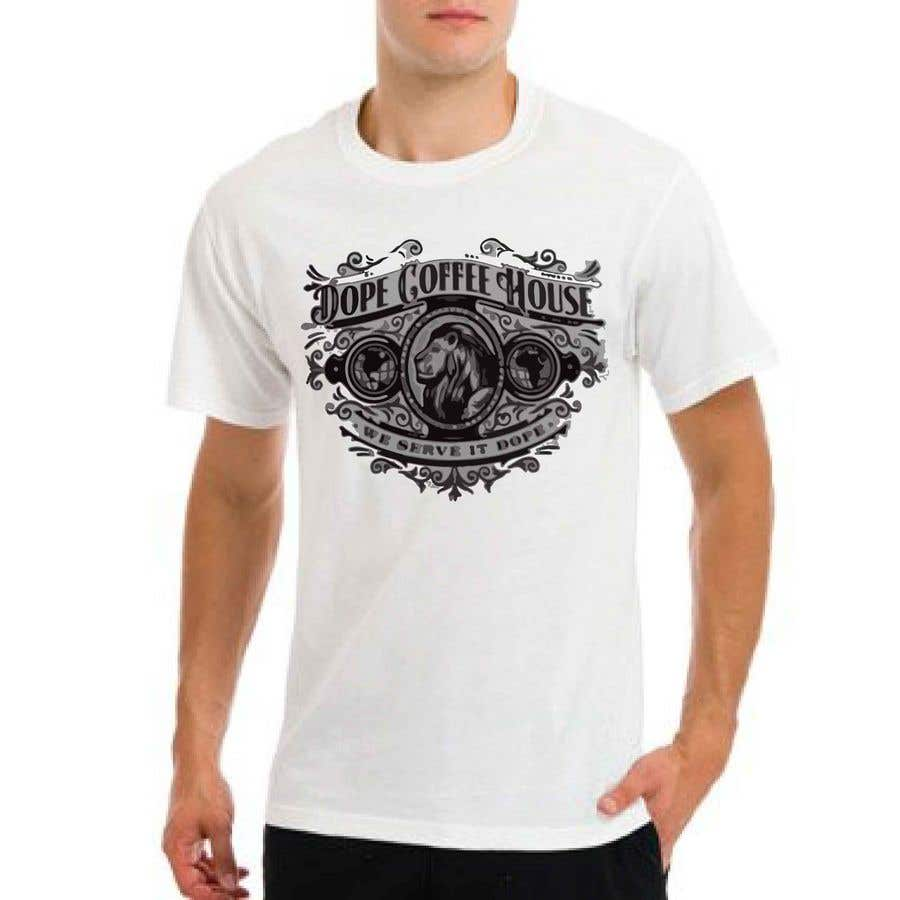 Proposition n°2 du concours Logo t-shirt design vector image