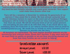 #1 para Need Fundraising Flyer Created por AbhishekAone