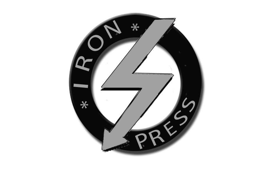 Contest Entry #37 for Logo Design for IronPress