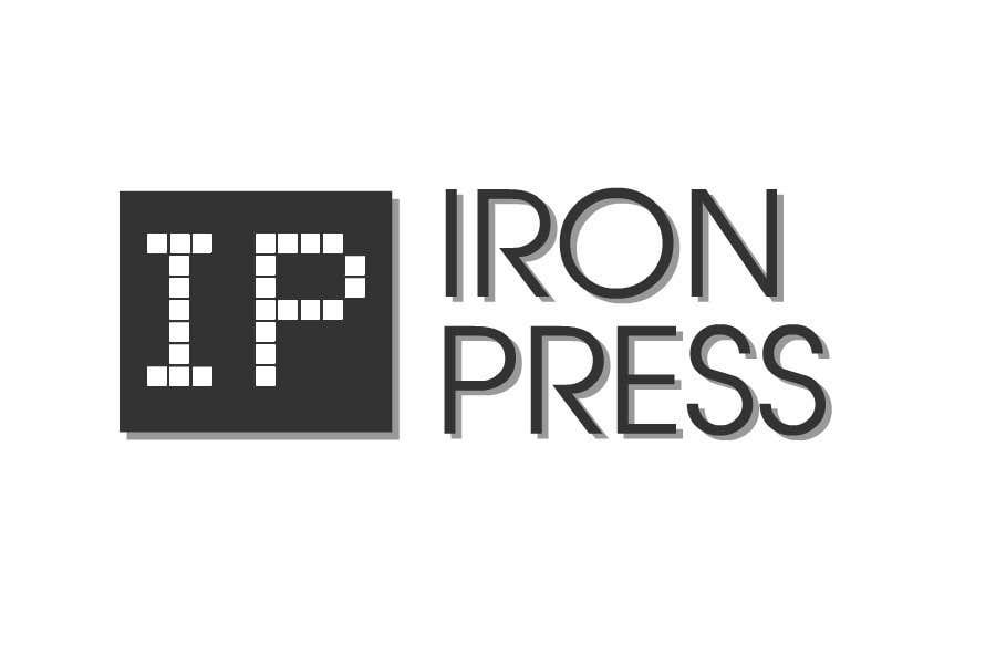 Zgłoszenie konkursowe o numerze #46 do konkursu o nazwie Logo Design for IronPress
