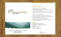 Bài tham dự #15 về Graphic Design cho cuộc thi Brochure Design for company