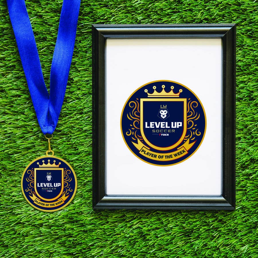Proposition n°45 du concours URGENT Need medal design for player of the week