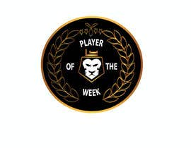 #9 para URGENT Need medal design for player of the week por CreativeShakil