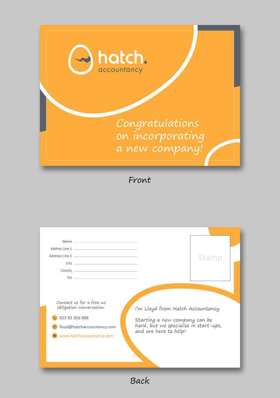 Inscrição nº 23 do Concurso para Design a postcard for leaflet advertisement