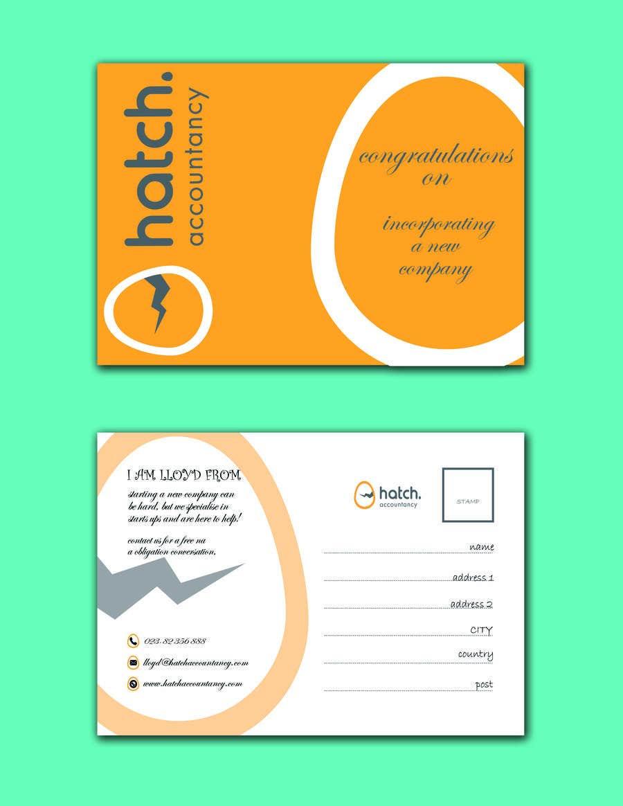 """Intrarea #17 pentru concursul """"Design a postcard for leaflet advertisement"""""""