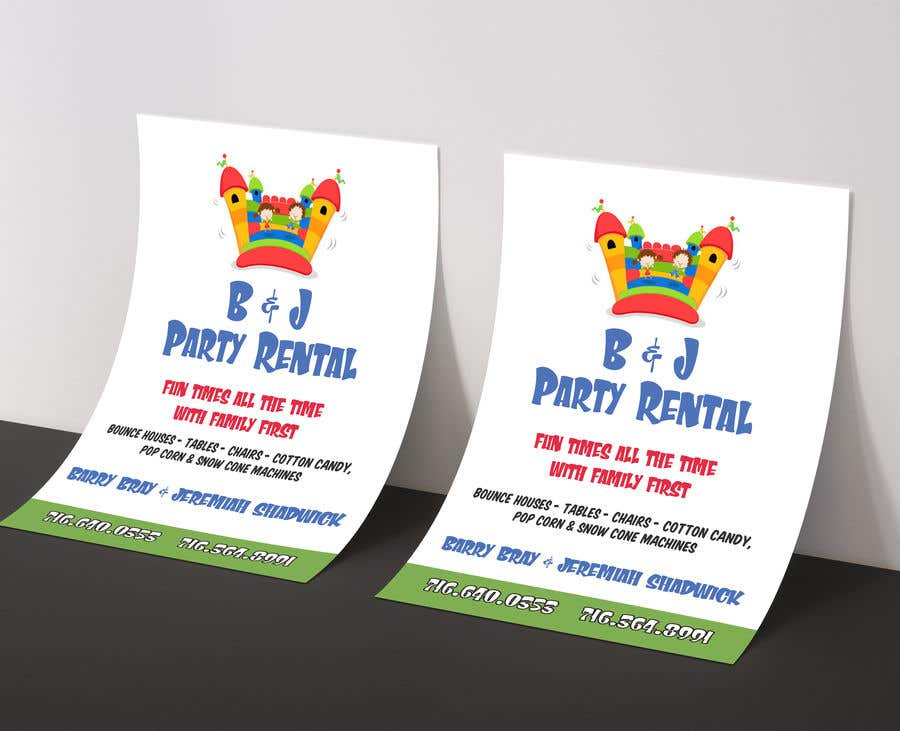 Contest Entry #20 for design 4x6 flyer - SIMPLE EASY QUICK JOB