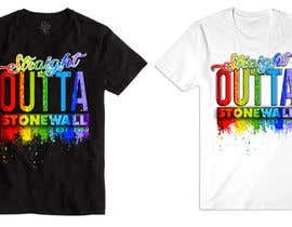feramahateasril tarafından ATTENTION ARTISTS: Need a cool t shirt designed for a gay pride event için no 16