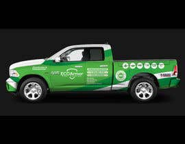 #107 for Design a vehicle wrap by dydcolorart