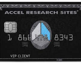#21 for Design a credit card by MaksimLu