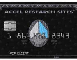 #23 for Design a credit card by MaksimLu