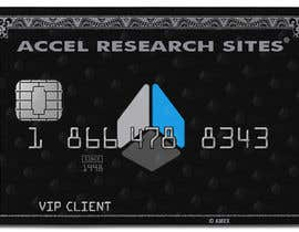 #24 for Design a credit card by MaksimLu
