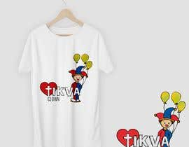 #48 for Tikva Clown T-shirts by Naviita95