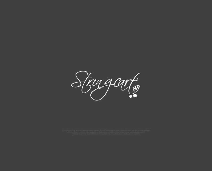 Contest Entry #57 for I need a Word Mark Logo Design for my company - String Cart