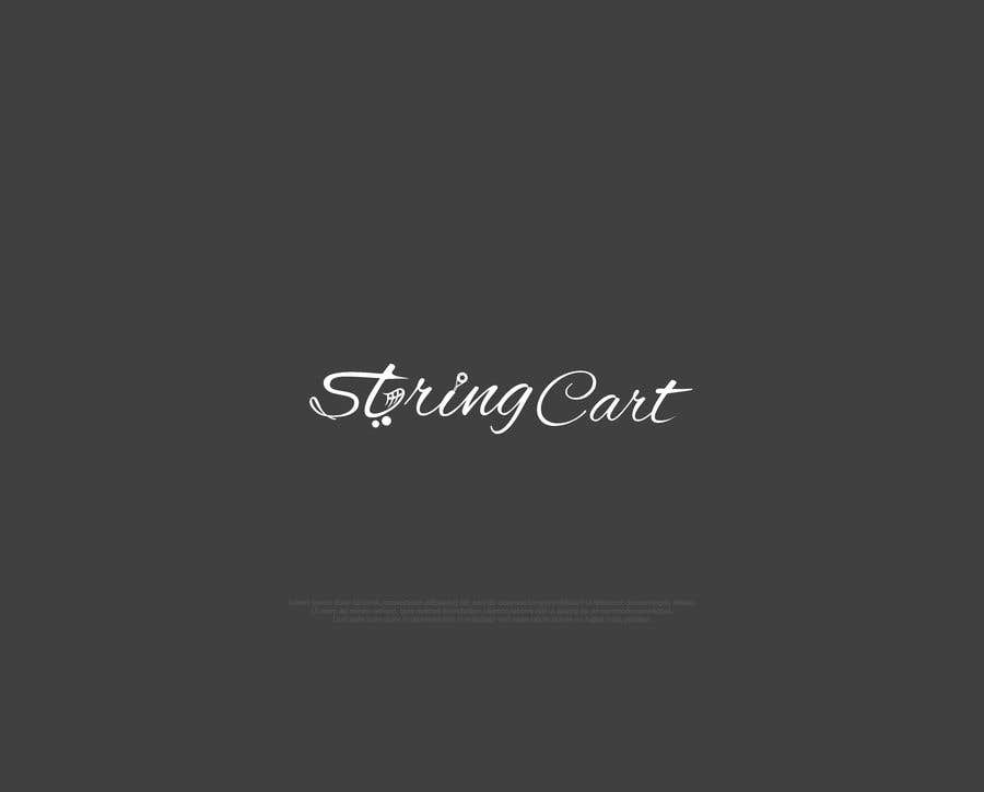 Contest Entry #130 for I need a Word Mark Logo Design for my company - String Cart