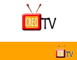 #13 for Logo Design for a new tv channel - CREO Tv by Csonlie