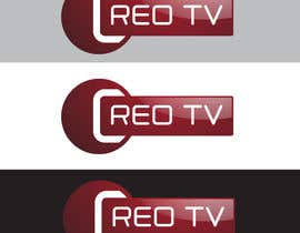 #14 para Logo Design for a new tv channel - CREO Tv por r7ha