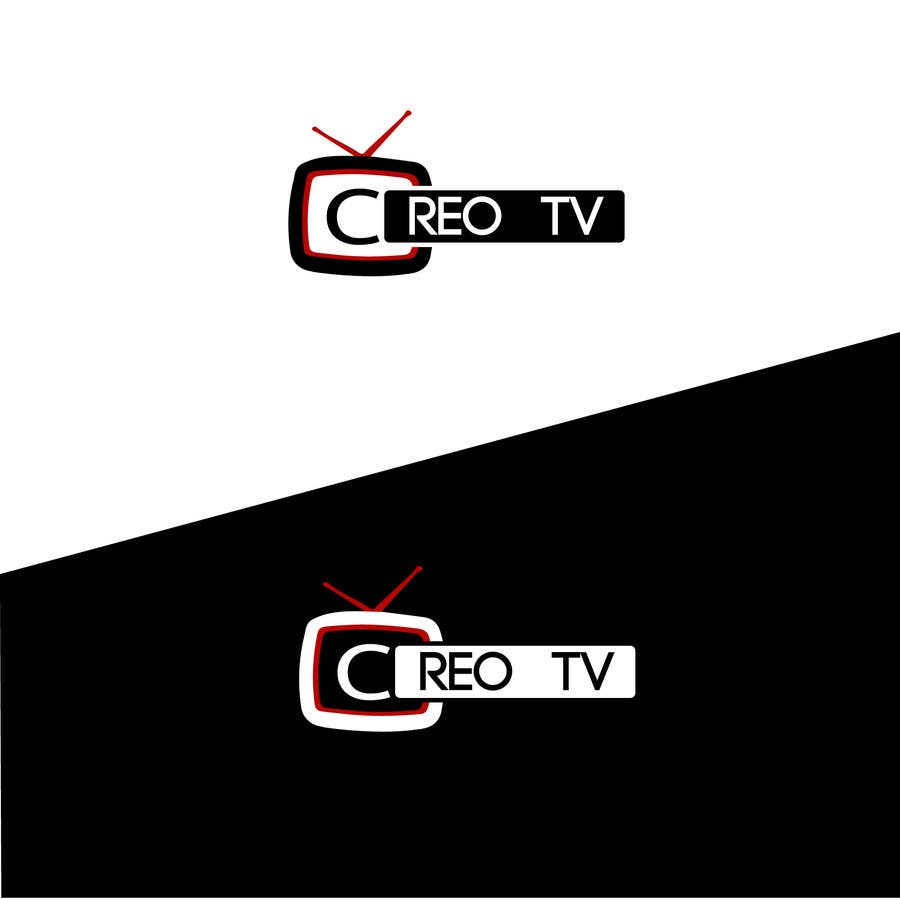 #27 for Logo Design for a new tv channel - CREO Tv by ejazasghar