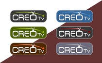 Contest Entry #19 for Logo Design for a new tv channel - CREO Tv