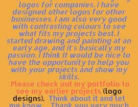 #5 for I would like to hire a Logo Designer - 17/04/2019 16:46 EDT by khadizahoqueroc4
