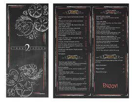#14 for Menu Design Restaurant (Lunch & Dinner) by Darya5669