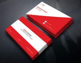#76 for I want a two sided business card for T-shirt company. af emberdesigner