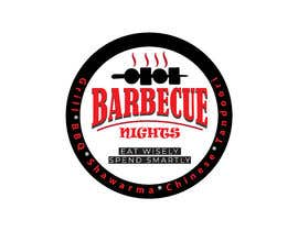 nazmul360 tarafından logo design for a barbecue restaurant için no 42