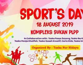 Nro 51 kilpailuun Sports Banner käyttäjältä airinbegumpayel