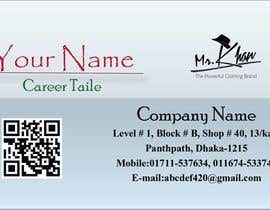 #131 for Visiting card design by mddinislam56564