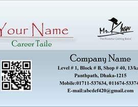 #131 cho Visiting card design bởi mddinislam56564