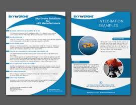 #4 cho Design a double-sided A4 product leaflet bởi dissha
