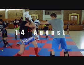 salihobouriche tarafından Design me a 1 min promo video for a martial arts summer camp. için no 17