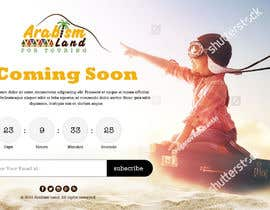 #33 for Landing Page Design ( Coming Soon) af saidesigner87