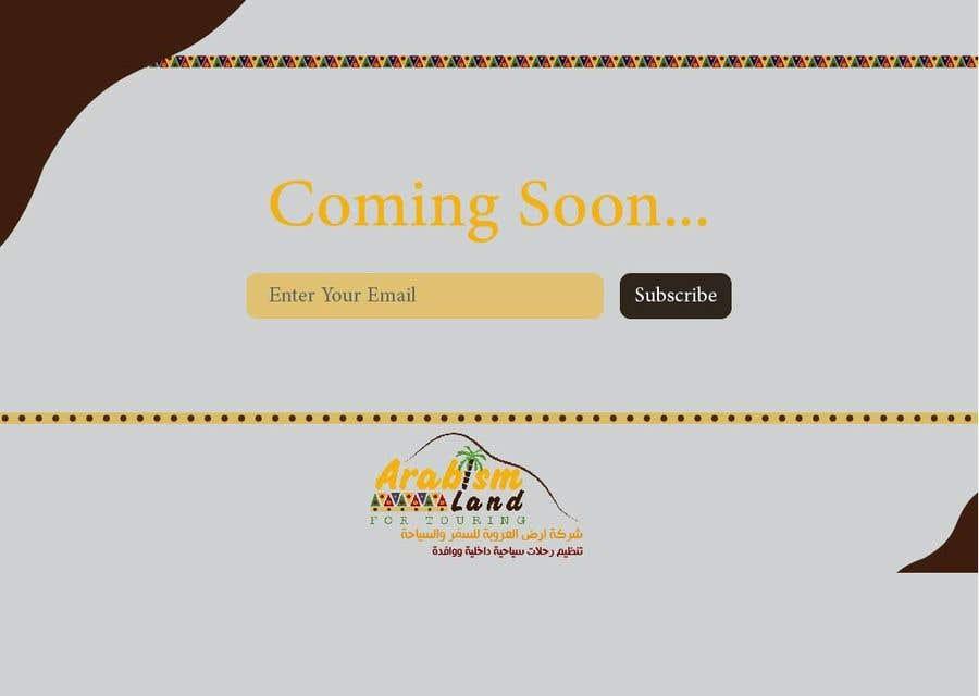 Bài tham dự cuộc thi #34 cho Landing Page Design ( Coming Soon)