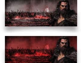 nº 135 pour Viking Banner (Facebook&Website) par EIDERRUIZ