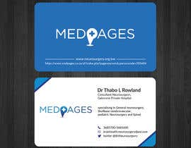 #71 for business card af mdhafizur007641