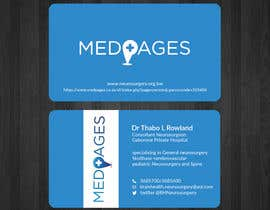 #82 for business card af mdhafizur007641