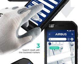 #262 для Mockup an aerospace app for Airbus! от uvarovkv