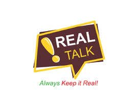 #92 for Logo -  Real Talk Shop by luphy