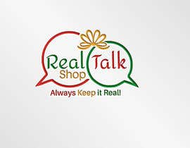 #81 for Logo -  Real Talk Shop by szamnet