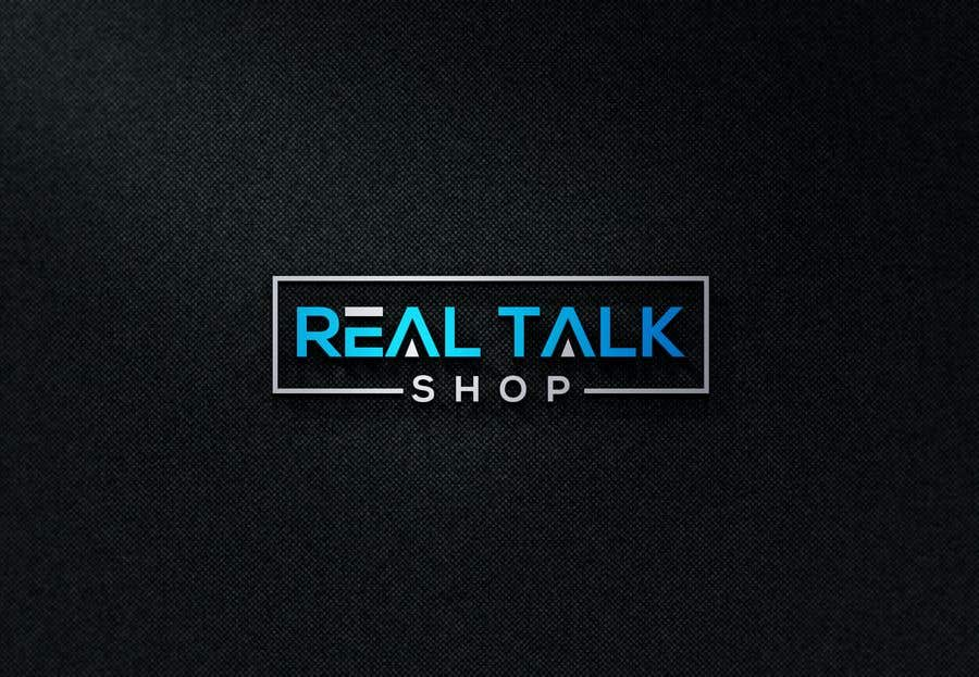 Contest Entry #98 for Logo -  Real Talk Shop