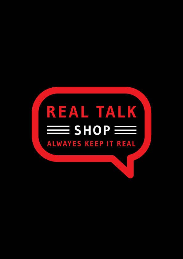 Contest Entry #95 for Logo -  Real Talk Shop