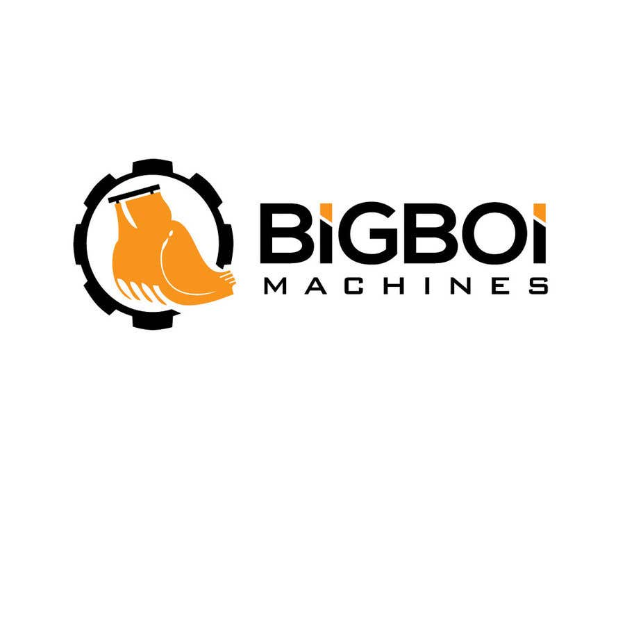 "Konkurrenceindlæg #13 for I have just started an excavation hire business and I need a logo designed for it. I'm looking for a new creative modern design rather than the standard 'run of the mill' logo.   The business name is ""Big Boi Machines""."