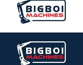 "#88 for I have just started an excavation hire business and I need a logo designed for it. I'm looking for a new creative modern design rather than the standard 'run of the mill' logo.   The business name is ""Big Boi Machines"". af hyder5910"