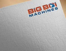 "#83 for I have just started an excavation hire business and I need a logo designed for it. I'm looking for a new creative modern design rather than the standard 'run of the mill' logo.   The business name is ""Big Boi Machines"". af muktohasan1995"