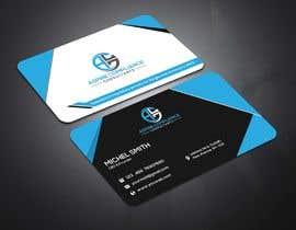 #129 for Design me a business card af KAhmed044