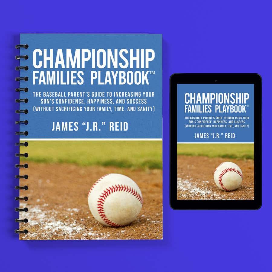 Konkurrenceindlæg #45 for Book mockup for the Championship Families Playbook™
