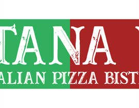 """#4 cho """"fontana viva italian pizza bistro"""" is restutant name, i want to make led gkoe sign board, for that you havr to design some illustration/design (fontana viva is name of my restutant) bởi Shtofff"""