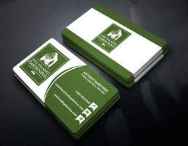 #141 for Revamp Business Card for Landscaping/Gardening Service Provider af atiktazul7
