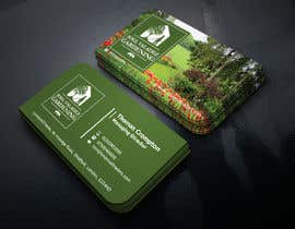 #142 for Revamp Business Card for Landscaping/Gardening Service Provider af atiktazul7